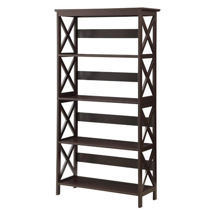Stoneford Etagere Bookcase With Regard To Recent Stoneford Etagere Bookcases (View 11 of 20)