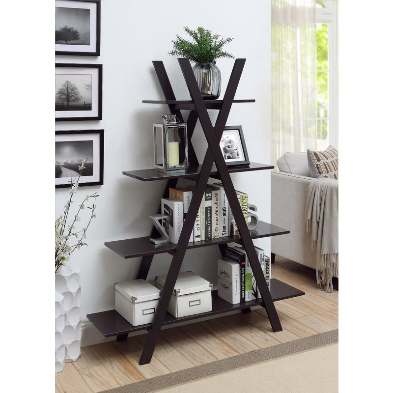 Stoneford Etagere Bookcases With Trendy Stoneford Etagere Bookcase (View 18 of 20)