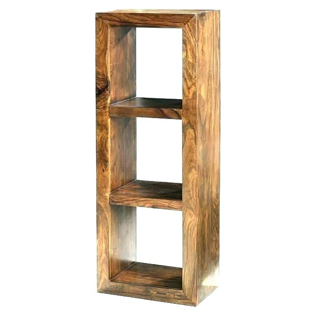 Strauss Cube Unit Bookcases With Well Liked Wood Cube Shelving – Jeffersonsteedley (View 18 of 20)