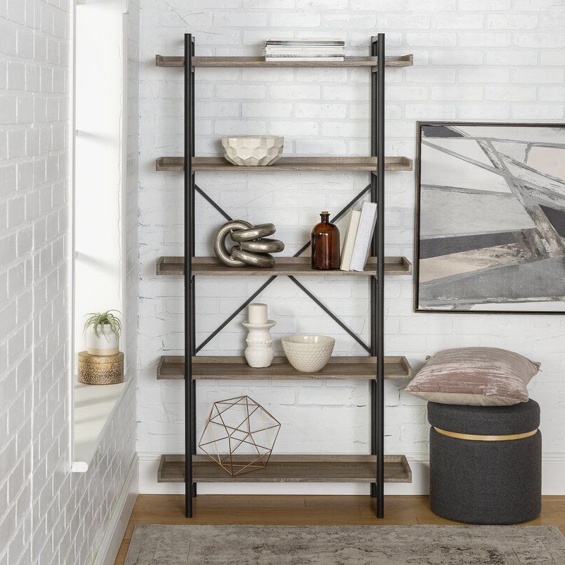 Swindell Etagere Bookcases For Most Popular Swindell Etagere Bookcase (View 15 of 20)