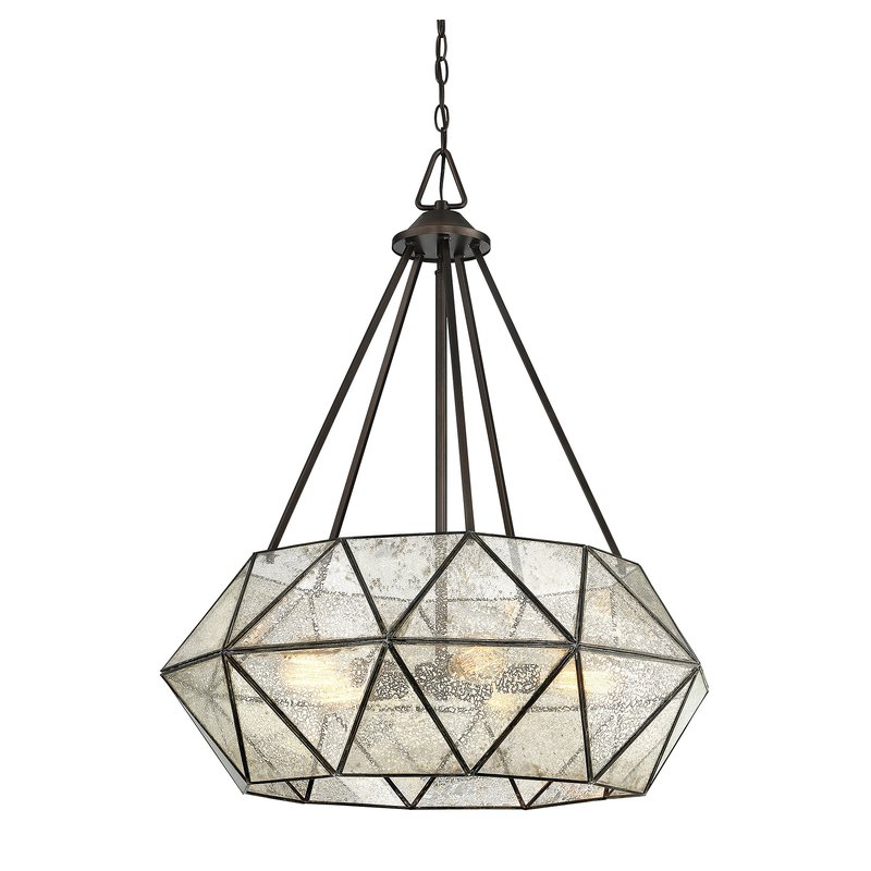 Tabit 5 Light Geometric Chandeliers Regarding Most Current Jacey 5 Light Chandelier (Gallery 17 of 30)