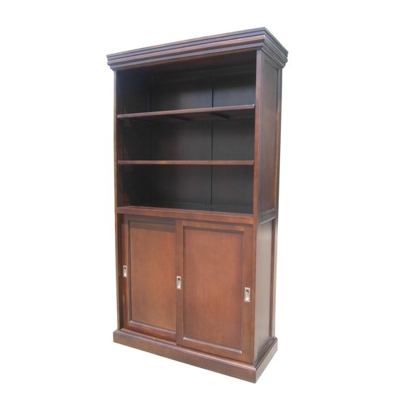 Tami Standard Bookcases For Well Known Muir Sliding 2 Door Standard Bookcasedarby Home Co Herry (Gallery 13 of 20)