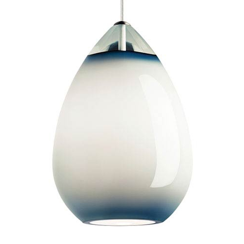 Tech Lighting Alina Grande Steel Blue One Light Line Voltage Mini Pendant With Famous Alina 5 Light Drum Chandeliers (Gallery 19 of 30)