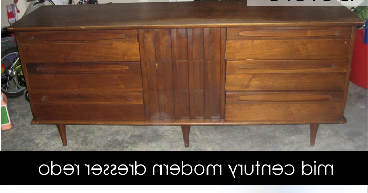The Creative Imperative: Refinished Mid Century Modern With Well Known Mcdonnell Sideboards (Gallery 13 of 20)