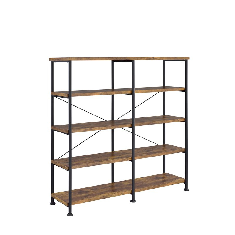 Thea Blondelle Library Bookcase For Current Beckwith Etagere Bookcases (View 13 of 20)
