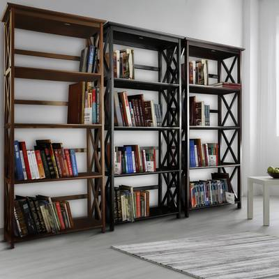 Thea Blondelle Library Bookcases For 2020 Thea Blondelle Library Bookcase & Reviews (Gallery 8 of 20)