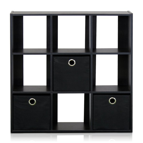 Tinoco Storage Shelf Standard Bookcases With Popular Annie Cube Bookcase (View 18 of 20)