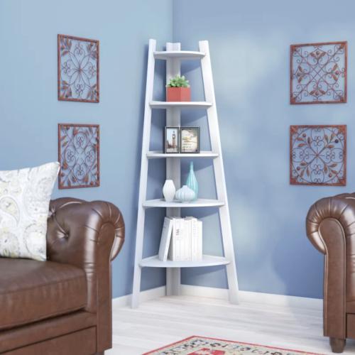 Tisha Corner Bookcases Regarding Well Known Tisha Corner Unit Bookcase (View 8 of 20)