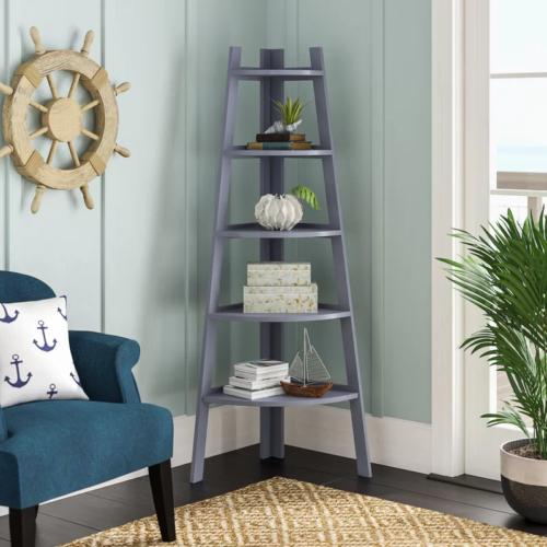 Tisha Corner Bookcases Within 2020 Tisha Corner Unit Bookcase (Gallery 7 of 20)