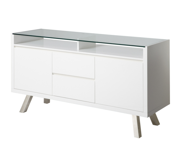Tista Sideboard: This Truly Modern Sideboard Features A High With Regard To Trendy Womack Sideboards (Gallery 10 of 20)