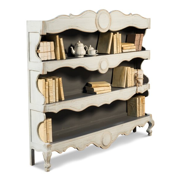 Traditional Regarding Fashionable Maryln Standard Bookcases (View 18 of 20)