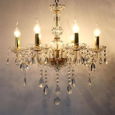 Trendy 6 Candle Chandelier – Alesport (View 29 of 30)
