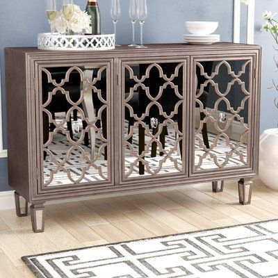 Trendy Aberdeen Westin Sideboards Throughout Fleur De Lis Living Aberdeen Westin Sideboard In 2019 (Gallery 18 of 20)