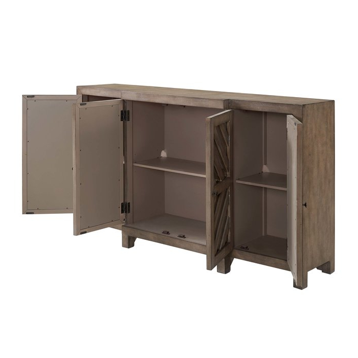 Trendy Adkins Sideboards With Regard To Lowrey Credenza (View 5 of 20)