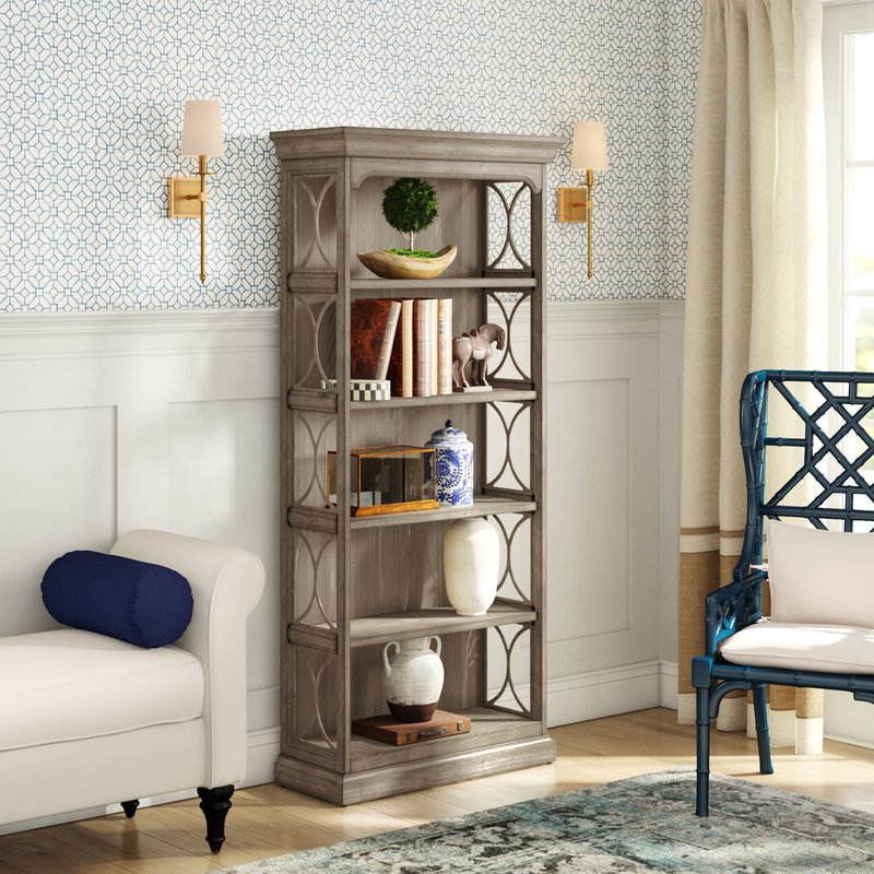 Trendy Ardenvor Etagere Standard Bookcases Regarding Sibylla Standard Bookcase (View 20 of 20)