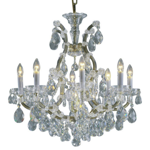 Trendy Chandeliers – Contemporary Chandeliers – Traditional Chandeliers With Regard To Kenedy 9 Light Candle Style Chandeliers (View 26 of 30)
