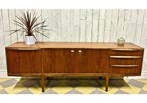 Trendy Drummond 3 Drawer Sideboards With Regard To Mcintosh Sideboard (View 20 of 20)