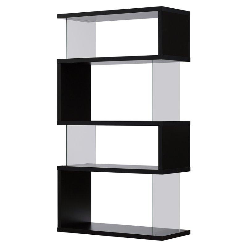 Trendy Ignacio Standard Bookcases For Ignacio Standard Bookcase (View 18 of 20)