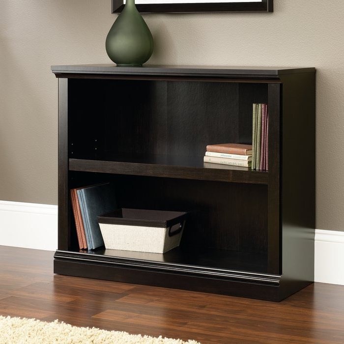 Trendy Kirkbride Standard Bookcases Throughout Gianni Standard Bookcase (Gallery 20 of 20)