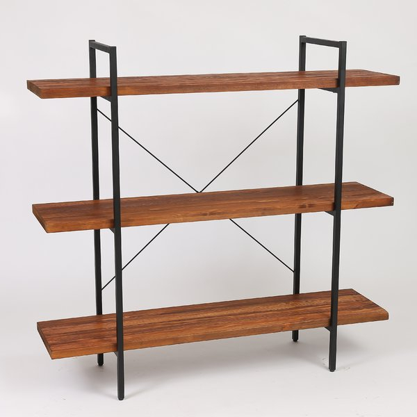 Trendy Macon Etagere Bookcasegreyleigh Discount On (View 18 of 20)