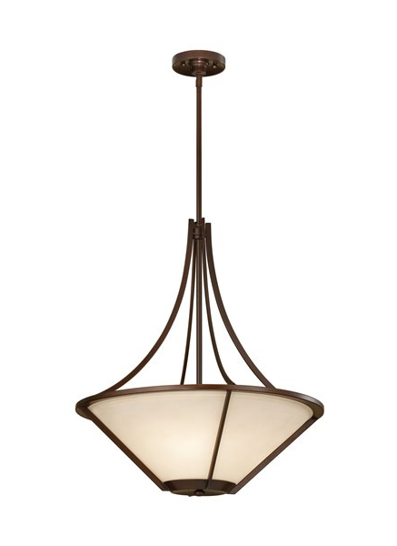 "Trendy Nolan 1 Light Lantern Chandeliers For 100W Nolan 21"" Heritage Bronze Cream Etched A 19 3 Light Uplight Chandelier (Gallery 24 of 30)"