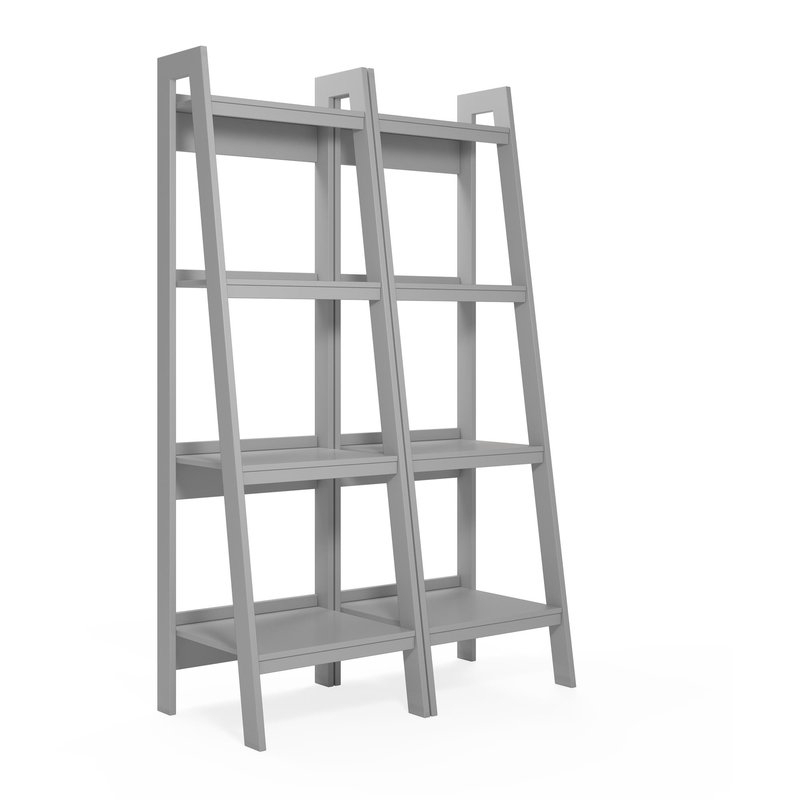 Trendy Rupert Ladder Bookcase Within Rupert Ladder Bookcases (Gallery 2 of 20)