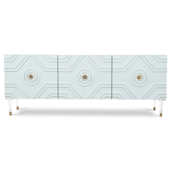 Trendy Teal Buffet Table (Gallery 18 of 20)