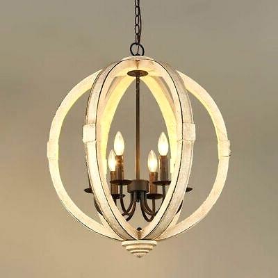Trendy Waldron 5 Light Globe Chandeliers Intended For Globe Light Chandelier (View 23 of 30)