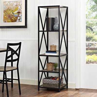 Trent Austin Design Augustus Etagere Bookcase (View 13 of 20)