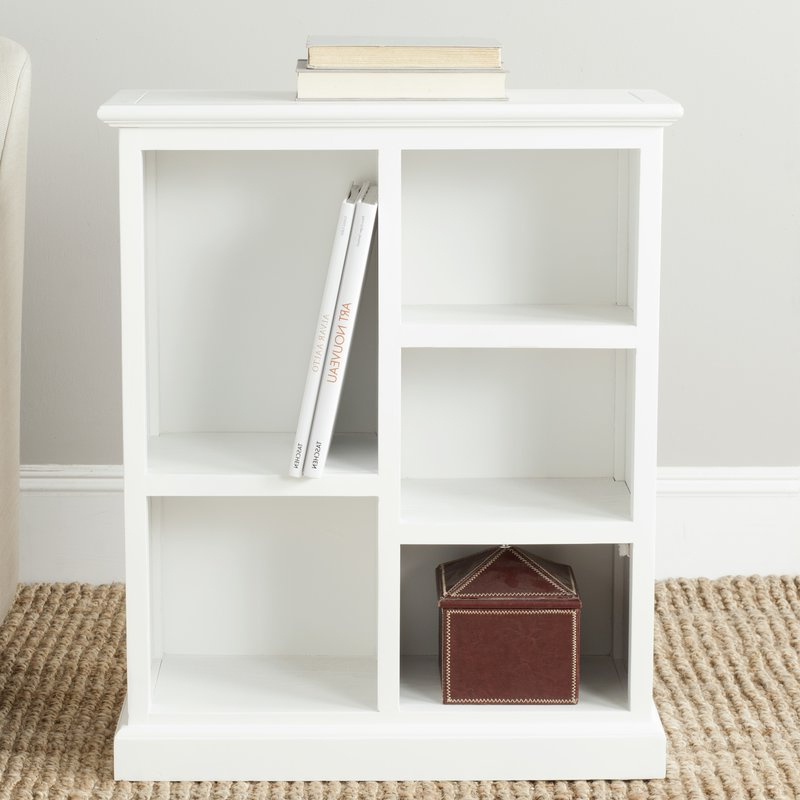 Tussilage Standard Bookcase In Most Recently Released Herrin 2 Tier Standard Bookcases (View 18 of 20)