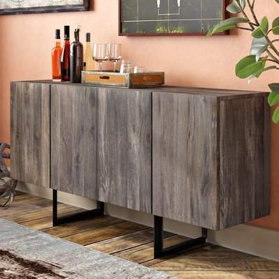 Upper Stanton Sideboards Throughout Latest Modern Rustic Interiors Aliza Sideboard Modern Rustic Interiors (Gallery 17 of 20)