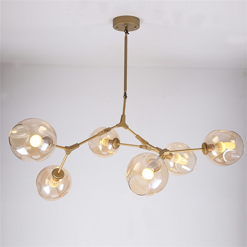 [%Us $69.73 33% Off|Bdbqbl Nordic Glass Chandelier Lighting Molecular Bubble  Ball Branch Lampadari Ac 90 260V Lindsey Adelman Led Bedroom Droplight In Inside Preferred Lindsey 4 Light Drum Chandeliers|Lindsey 4 Light Drum Chandeliers Inside Famous Us $69.73 33% Off|Bdbqbl Nordic Glass Chandelier Lighting Molecular Bubble  Ball Branch Lampadari Ac 90 260V Lindsey Adelman Led Bedroom Droplight In|2020 Lindsey 4 Light Drum Chandeliers For Us $69.73 33% Off|Bdbqbl Nordic Glass Chandelier Lighting Molecular Bubble  Ball Branch Lampadari Ac 90 260V Lindsey Adelman Led Bedroom Droplight In|Famous Us $ (View 2 of 30)