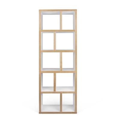 Varga 5 Level Geometric Bookcases Regarding Most Current Latitude Run Varga Geometric Bookcase (Gallery 20 of 20)