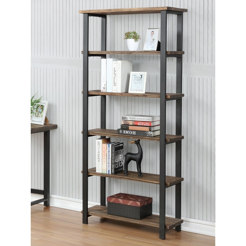 Veropeso Etagere Bookcase Within 2020 Macon Etagere Bookcases (View 20 of 20)