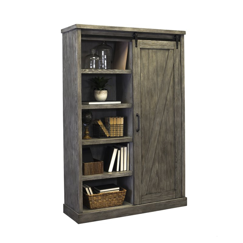 Walworth Standard Bookcases Throughout Recent Tami Standard Bookcase (View 16 of 20)