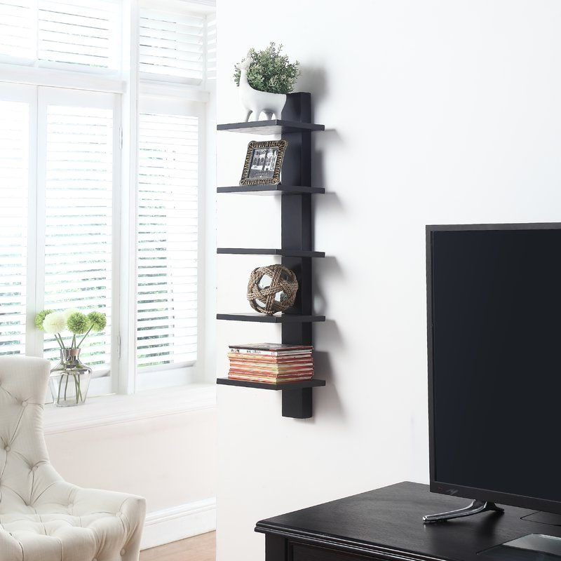 Waverley Etagere Bookcases Intended For Trendy Waverley Etagere Bookcase In (View 7 of 20)