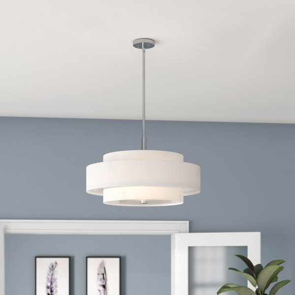 Wayfair For Aadhya 5 Light Drum Chandeliers (View 27 of 30)
