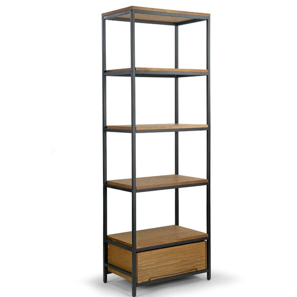 Wayfair Inside Favorite Whipkey Etagere Bookcases (View 10 of 20)