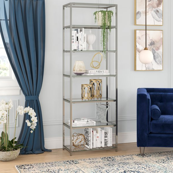 Wayfair Intended For Whipkey Etagere Bookcases (View 17 of 20)