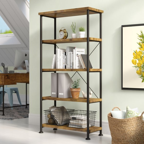 Wayfair Pertaining To Whidden Etagere Bookcases (View 15 of 20)