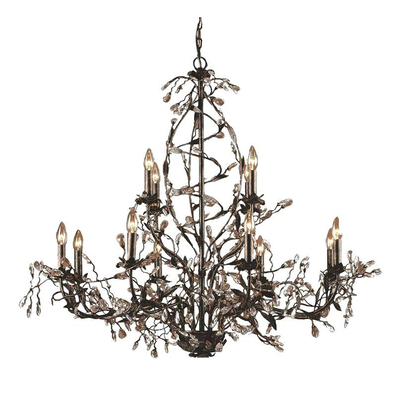 Well Known 12 Light Chandelier – Wethepeopleoklahoma Within Corona 12 Light Sputnik Chandeliers (View 27 of 30)