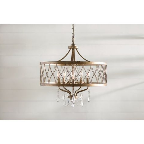 Well Known Abel 5 Light Drum Chandeliers Intended For Pinterest (View 10 of 30)