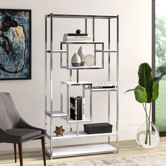 Well Known Agatha Etagere Bookcase Throughout Agatha Etagere Bookcases (View 18 of 20)
