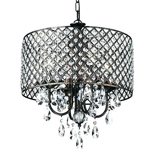 Well Known Albano 4 Light Crystal Chandeliers With Regard To Crystal Chandelier Replacement Parts – Familyswag (View 14 of 30)