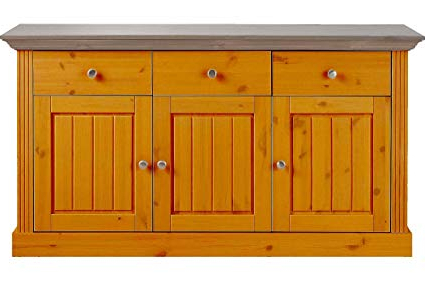 Well Known Alegre Sideboards With Aprodz Solid Wood Alegre Sideboard Storage Cabinet For (View 20 of 20)