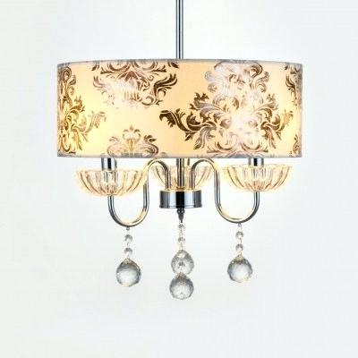 Well Known Alina 5 Light Drum Chandeliers Within Drum Light Chandelier – Nefeles (View 29 of 30)