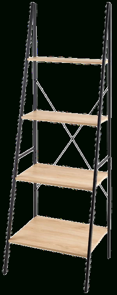 Well Known Almanzar Ladder Bookcase (View 8 of 20)