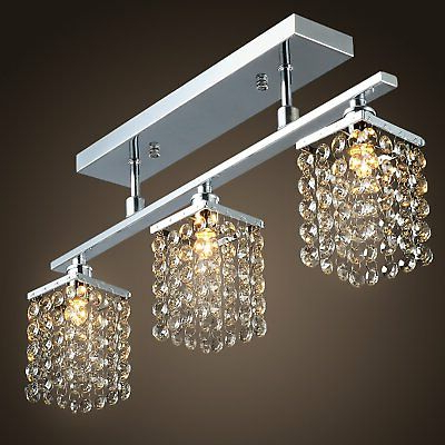 Well Known Aurore 4 Light Crystal Chandeliers With Regard To Venta Estados Unidos Stock Lightinthebox 3 Luz Colgante De (View 30 of 30)
