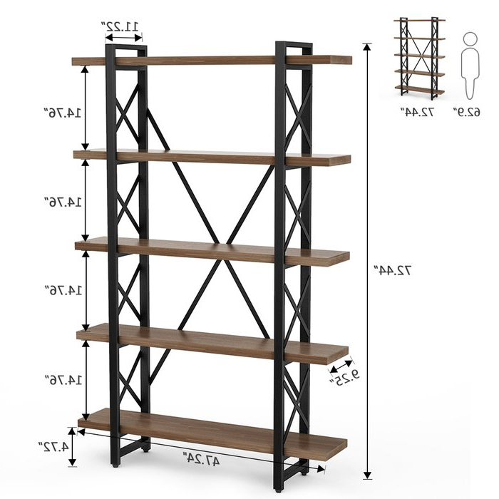 Well Known Babbitt Etagere Bookcase Regarding Babbitt Etagere Bookcases (View 16 of 20)