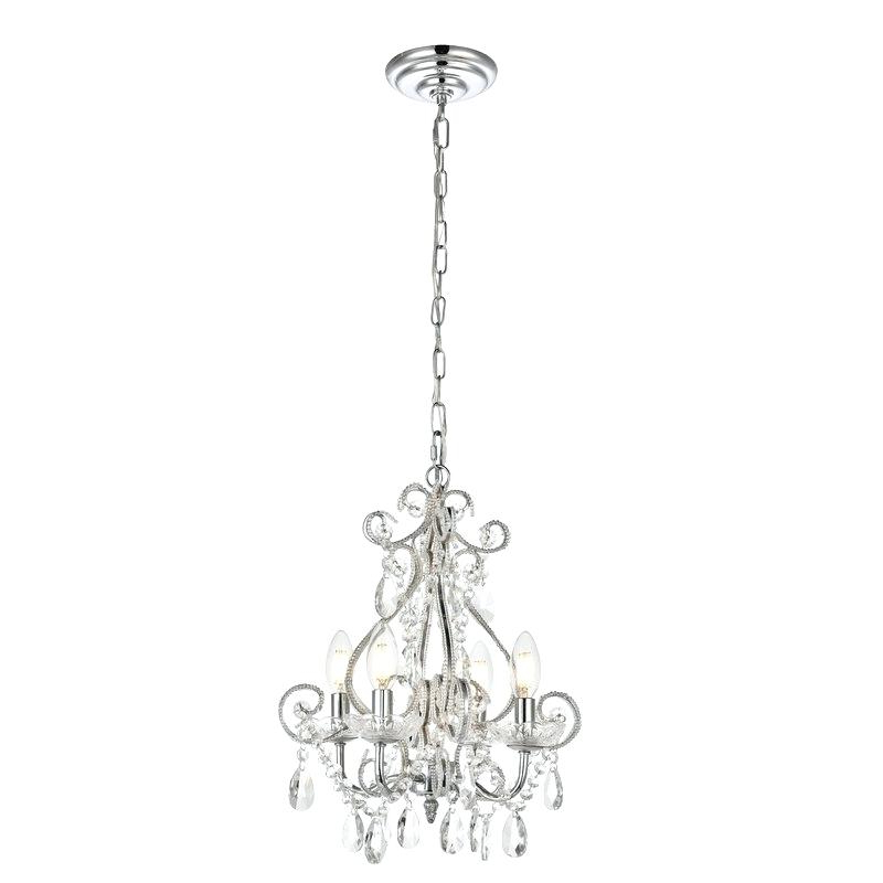 Well Known Bennington 4 Light Candle Style Chandeliers With Regard To Candle Style Chandelier (View 29 of 30)